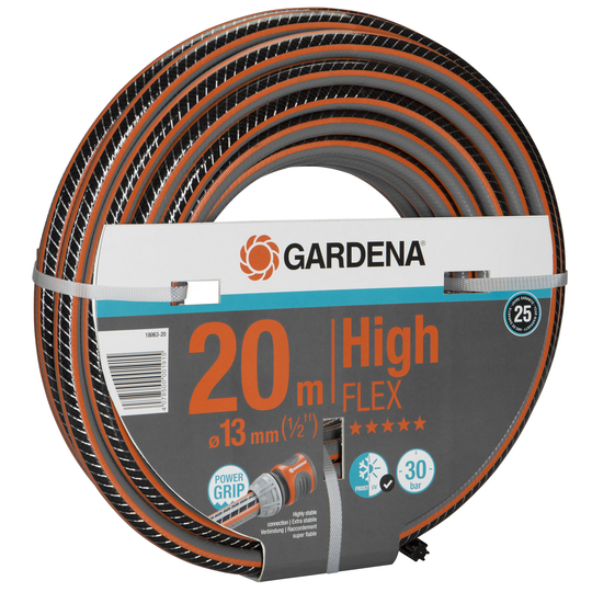 """Comfort HighFLEX Hose 13 mm (1/2""""), 20 m image number null"""