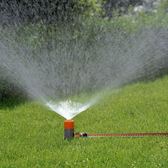 Classic Spray Sprinkler Fox image number null