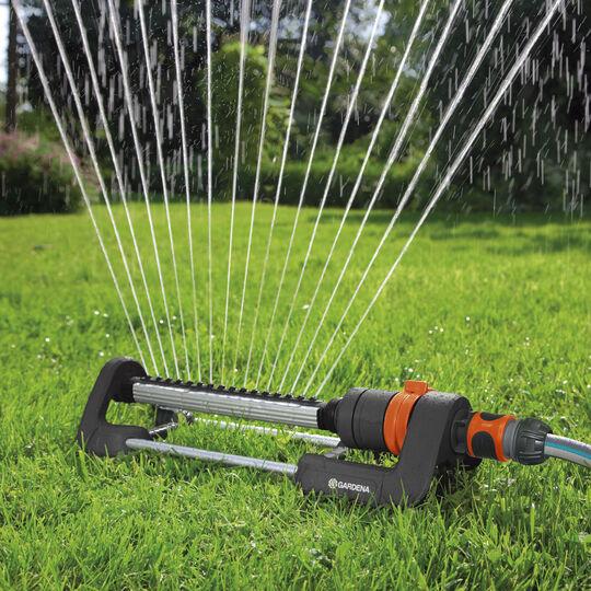 Oscillating Sprinkler Aqua M image number null
