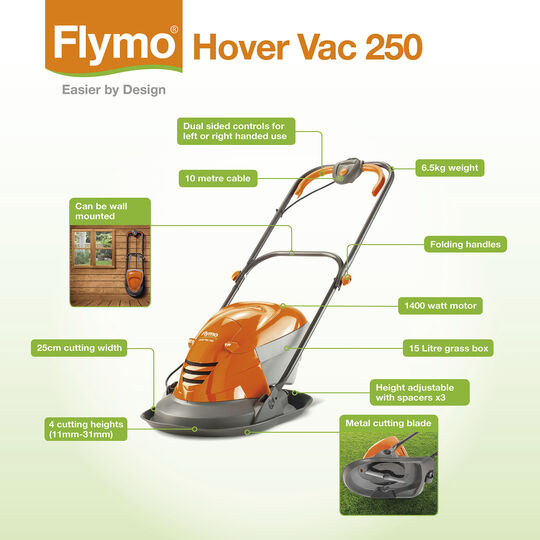 Hover Vac 250 image number null