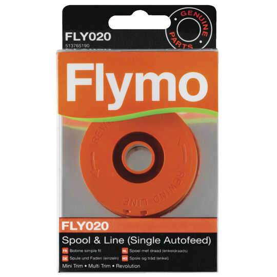 Spool and Line FLY020 image number null